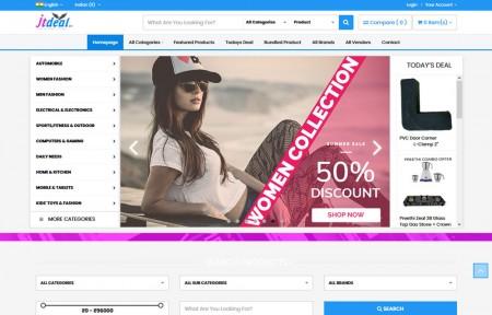 Best Custom Ecommerce Website Development - Ecommerce Website Development Services in India