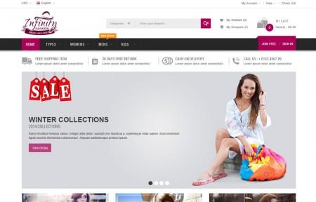 Magento Website Development  India