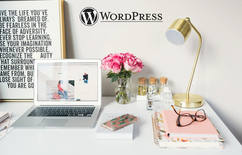 Wordpress Theme Website Designing